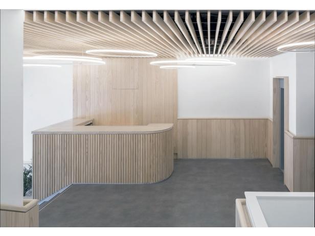 Proiecte de iluminat pentru birouri cu Fabbian