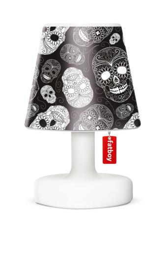 Cooper Cappie  Skull black pentru Lampă de masă Fatboy Edison the Petit - Abajur