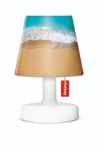 Cooper Cappie Lonely beach  pentru Lampă de masă Fatboy Edison the Petit - Abajur