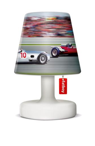 Cooper Cappie Car race pentru Lampă de masă Fatboy Edison the Petit - Abajur