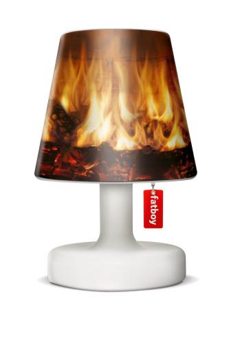 Cooper Cappie Fireplace pentru Lampă de masă Fatboy Edison the Petit - Abajur