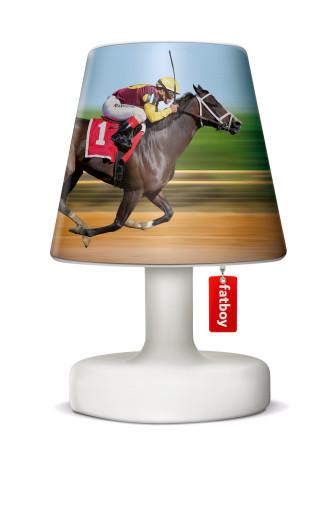 Cooper Cappie Horse race pentru Lampă de masă Fatboy Edison the Petit - Abajur