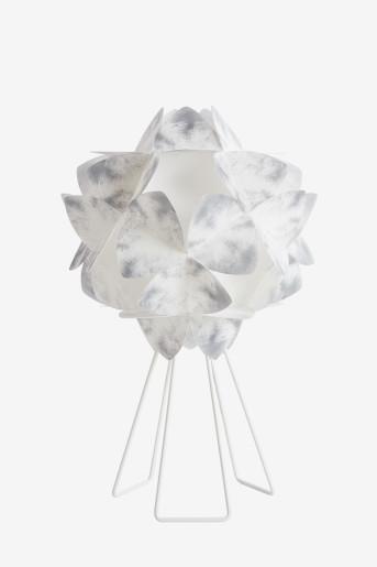 Cotton Light Gri - Lampă de masă