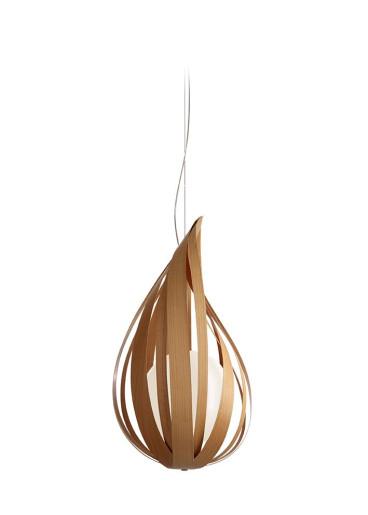 Raindrop Medium - Pendul sub forma unei picături de ploaie