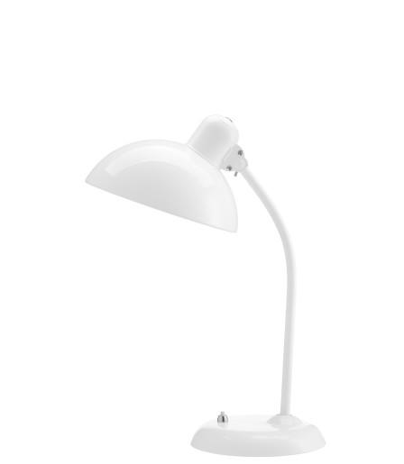 Kaiser - Lampă de masă albă sau neagră cu finisaj lucios