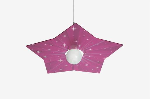 Star Fucsia 27 - Pendul