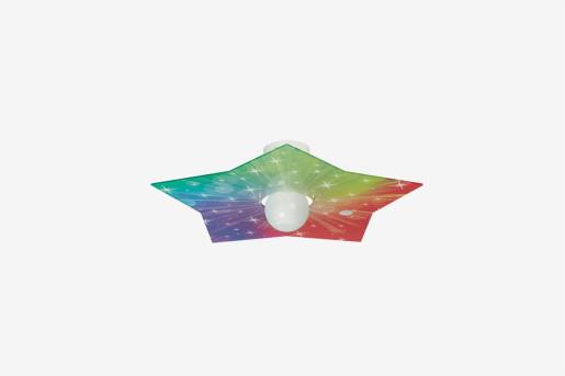 Star Multicolor 13 - Plafnoieră
