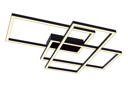 Line - Plafonieră formată din 3 corpuri rectangulare întretăiate