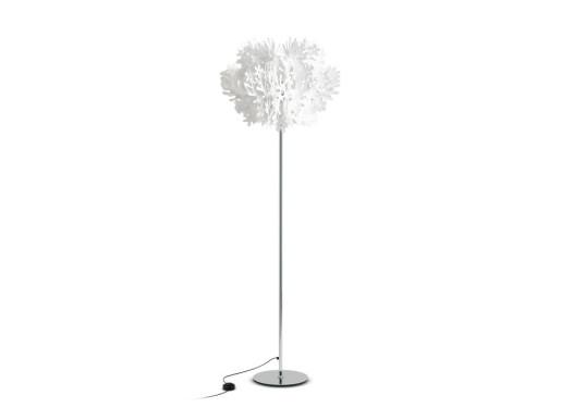 Fiorella - Lampă de podea albă