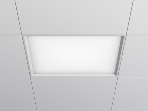 Halftone 32W LED Alb cald Dimabil  Patrat - Panou Încastrat