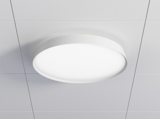 Halftone 32W LED neutru - Plafonieră