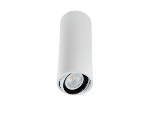 Luk Tube 350 6.2 W DALI - Spot aplicat cilindric ajustabil din aluminiu