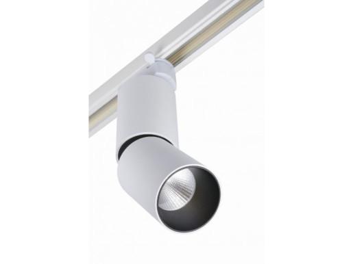 Martorell Tube Tk 2700 K - Proiector pe șină cilindric ajustabil din aluminiu