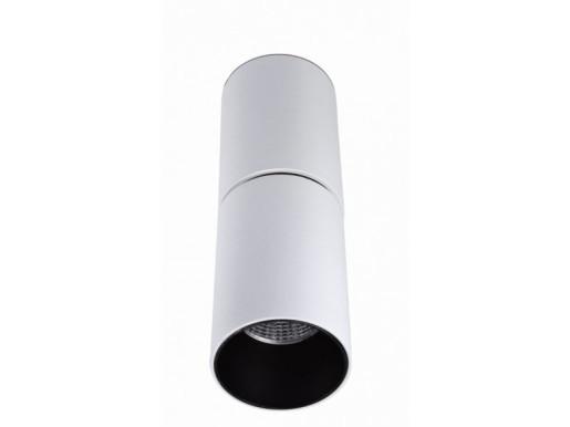 Martorell Tube 3000 K - Spot aplicat cilindric ajustabil din aluminiu