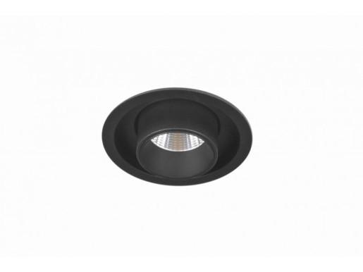 Mini Martorell 6W LED 3000 K - Proiector încastrat cilindric ajustabil din aluminiu