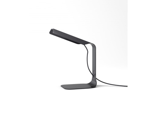Folio - Lampă de birou neagră din aluminiu