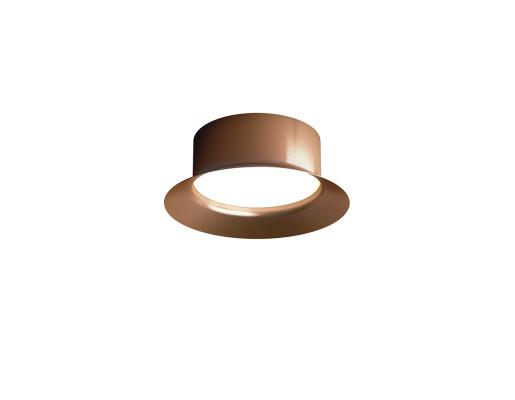 Maine - Plafonieră cuprurie de forma unei pălării