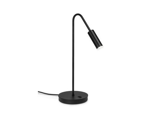 Volta 2700K - Lampă de birou albă sau neagră cu finisaj mat