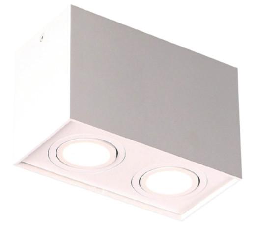 Basic Square II - Spot aplicat din metal