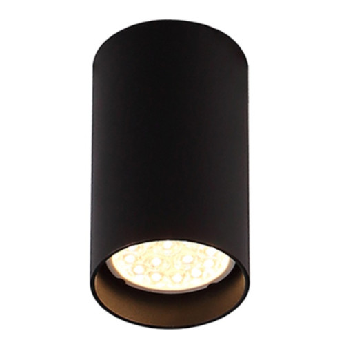 Pet Round - Downlight cilindric din metal