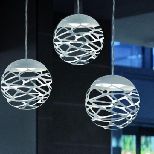 Kelly Cluster Sphere 2700 K Alb - Pendul
