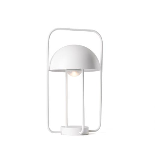 JELLYFISH 3W - Lampă de masă albă în forma de meduză