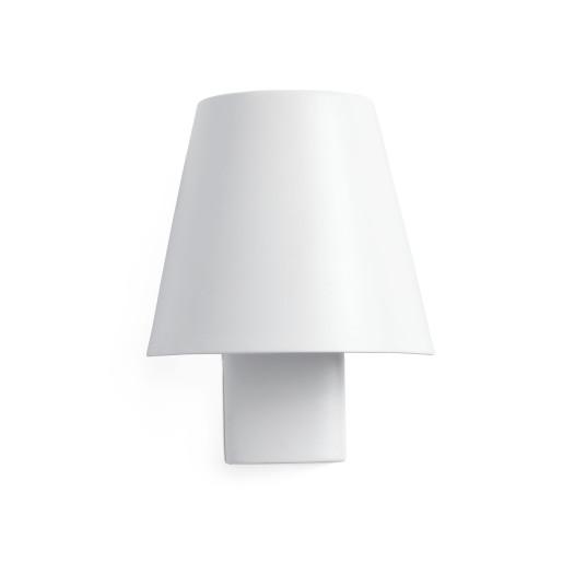 LE PETIT 4W - Aplică albă ajustabilă din metal pentru dormitor