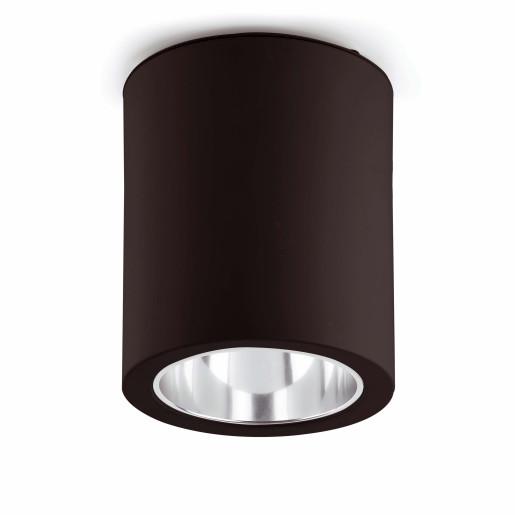 Pote - Downlight cilindric din aluminiu