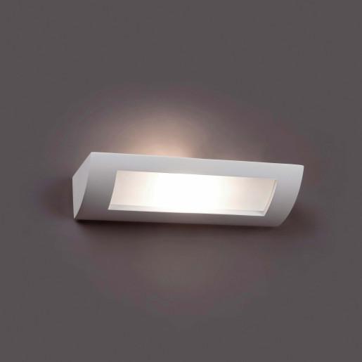 Cheras 400 - Aplică albă din ghips