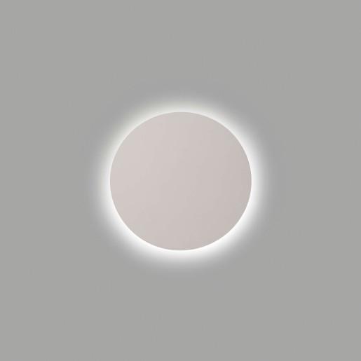 Luna 5 W - Aplică albă rotunda din PMMA