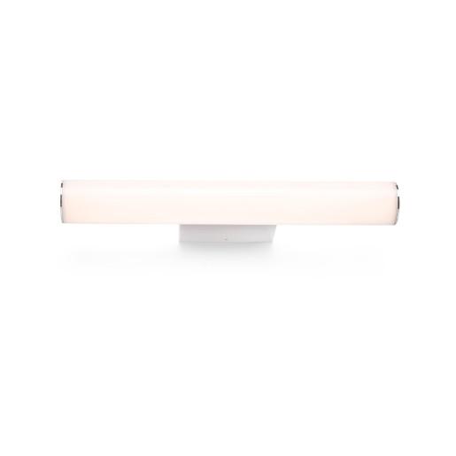 VOLGA LED 5W - Aplică cilindrică cu finisaj crom din aluminiu