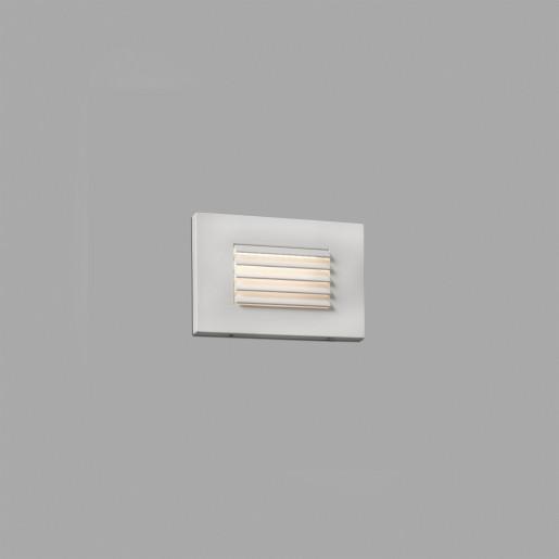 Spark 5 W - Lampă încastrată în perete LED din aluminiu