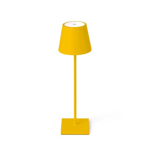 Toc -  Lampă portabilă din aluminiu cu acumulator reîncărcabil