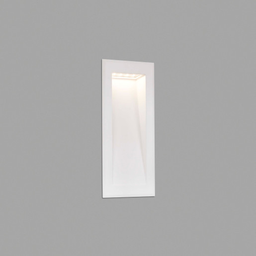 Soun 5 W  - Lampă încastrată în perete LED din aluminiu