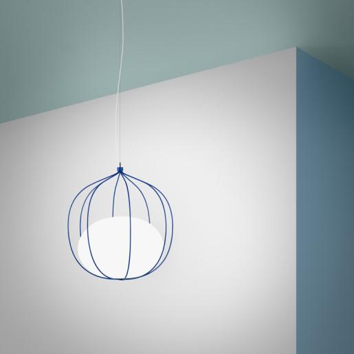 Hoop 18W Albastru - Pendul