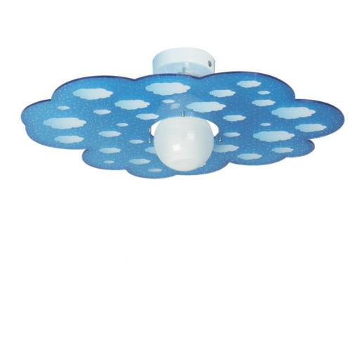 Cloud Albastru - Plafonieră