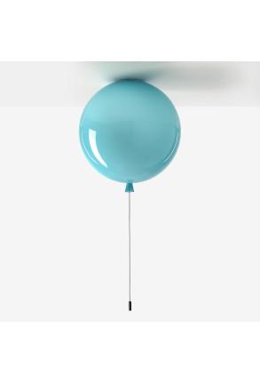 Memory - Plafonieră din sticlă în formă de balon