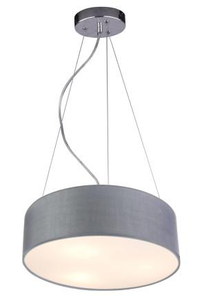 Kioto - Pendul gri cu abajur cilindric