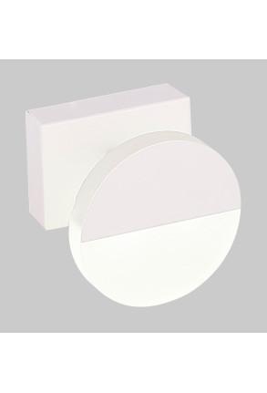 Sing - Aplică de baie albă cu LED