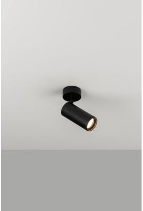 Haul Ø5.5 - Spot aplicat cilindric alb sau negru ajustabil