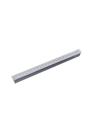 Corp de iluminat rectangular Grava 42 W încastrat în paviment