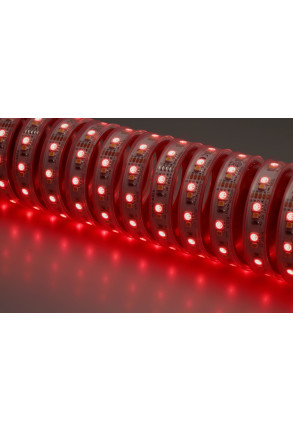 Bandă LED 5m. 64W 3000K+RGB IP67