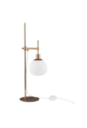 Erich - Lampă de masă cu o sursă de lumină roundă ajustabilă