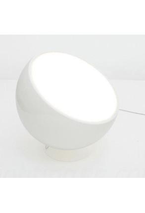 Biluna F5 - Lampă de podea albă din polipropilenă