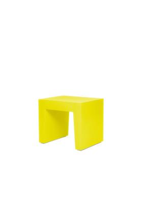 Concrete Seat - Scaun de living din polietilenă