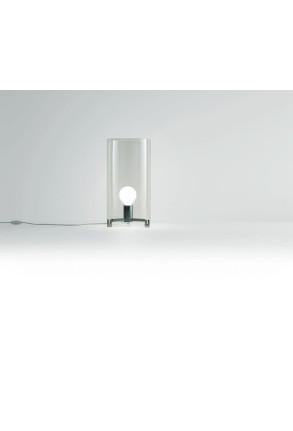 Cpl T1 - Lămpă de masă cu abajur transparent din sticlă