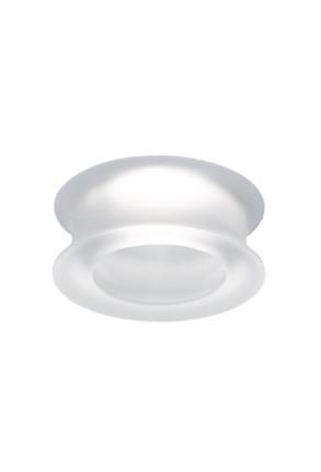 Faretti F52 - Downlight din sticlă alb sau transparent