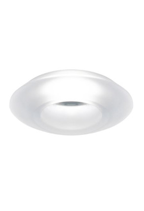 Faretti F56 - Downlight din sticlă alb sau transparent
