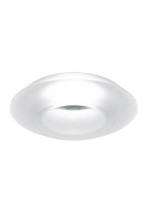 Faretti F57 - Downlight din sticlă alb sau transparent