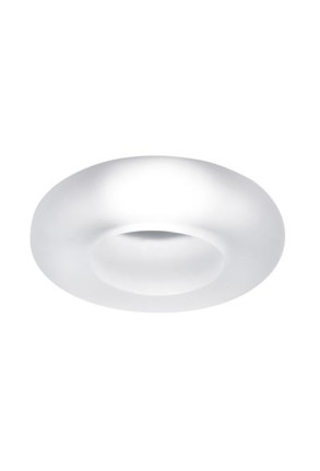 Faretti F62 - Downlight din sticlă alb sau transparent